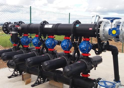 Proyecto de Filtración Segarra Garrigues