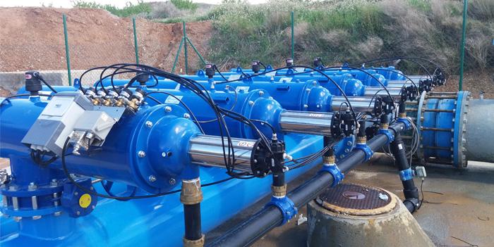 1808Regaber Referencias Proyecto de Filtración Segarra Garrigues filtros